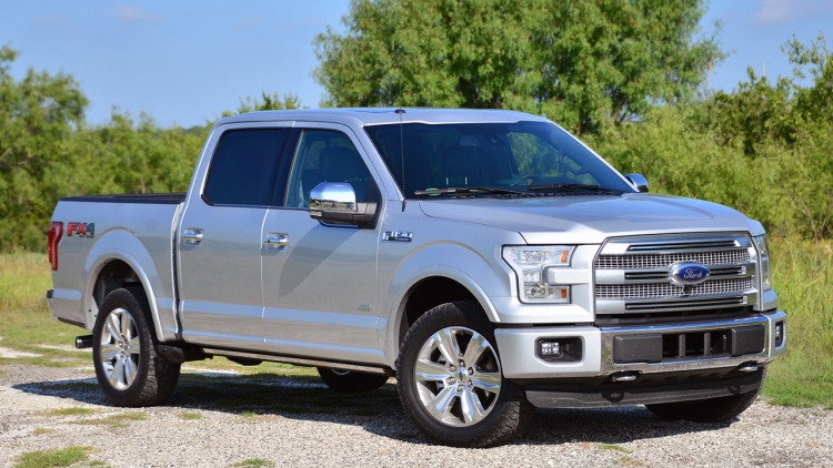 Ford F-150 #22