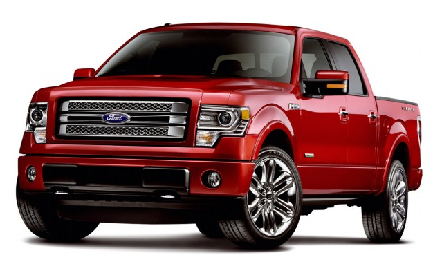 Ford F-150 #15