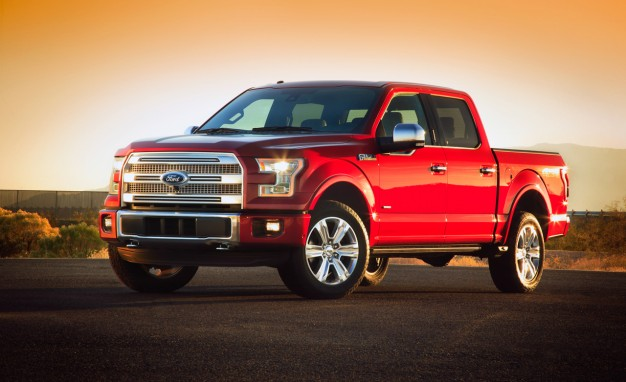 Ford F-150 #17