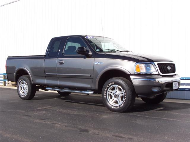 Ford F-150 Heritage #14