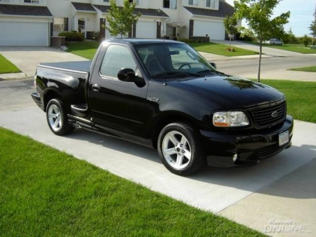 Ford F-150 Svt Lightning #22