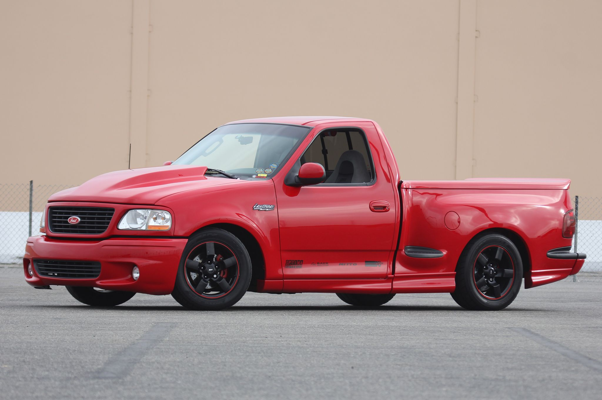 Ford F-150 Svt Lightning #21