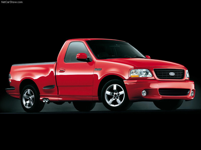 Ford F-150 Svt Lightning #23
