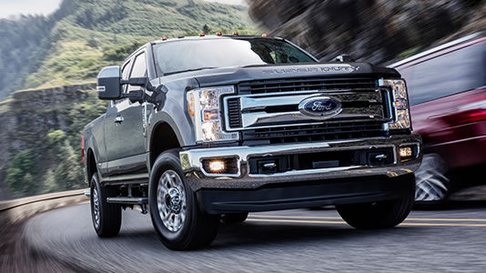 Ford F-250 #23