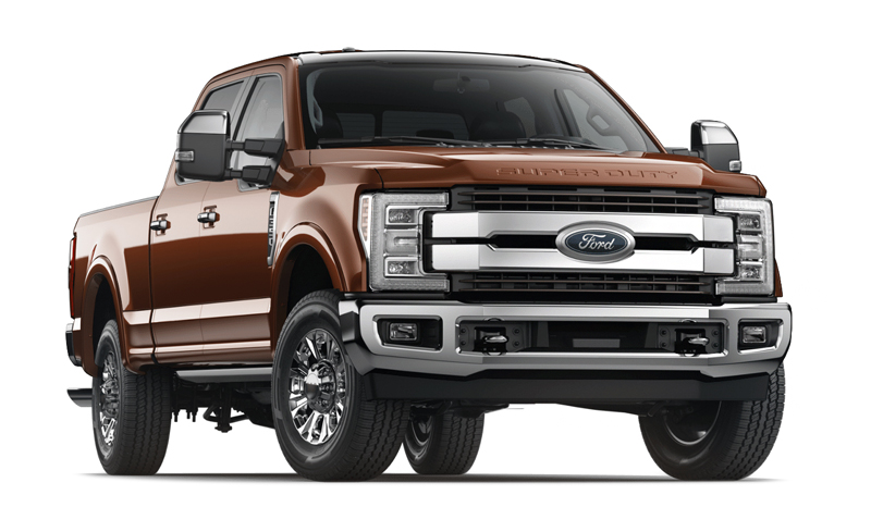 Ford F-350 Super Duty #18