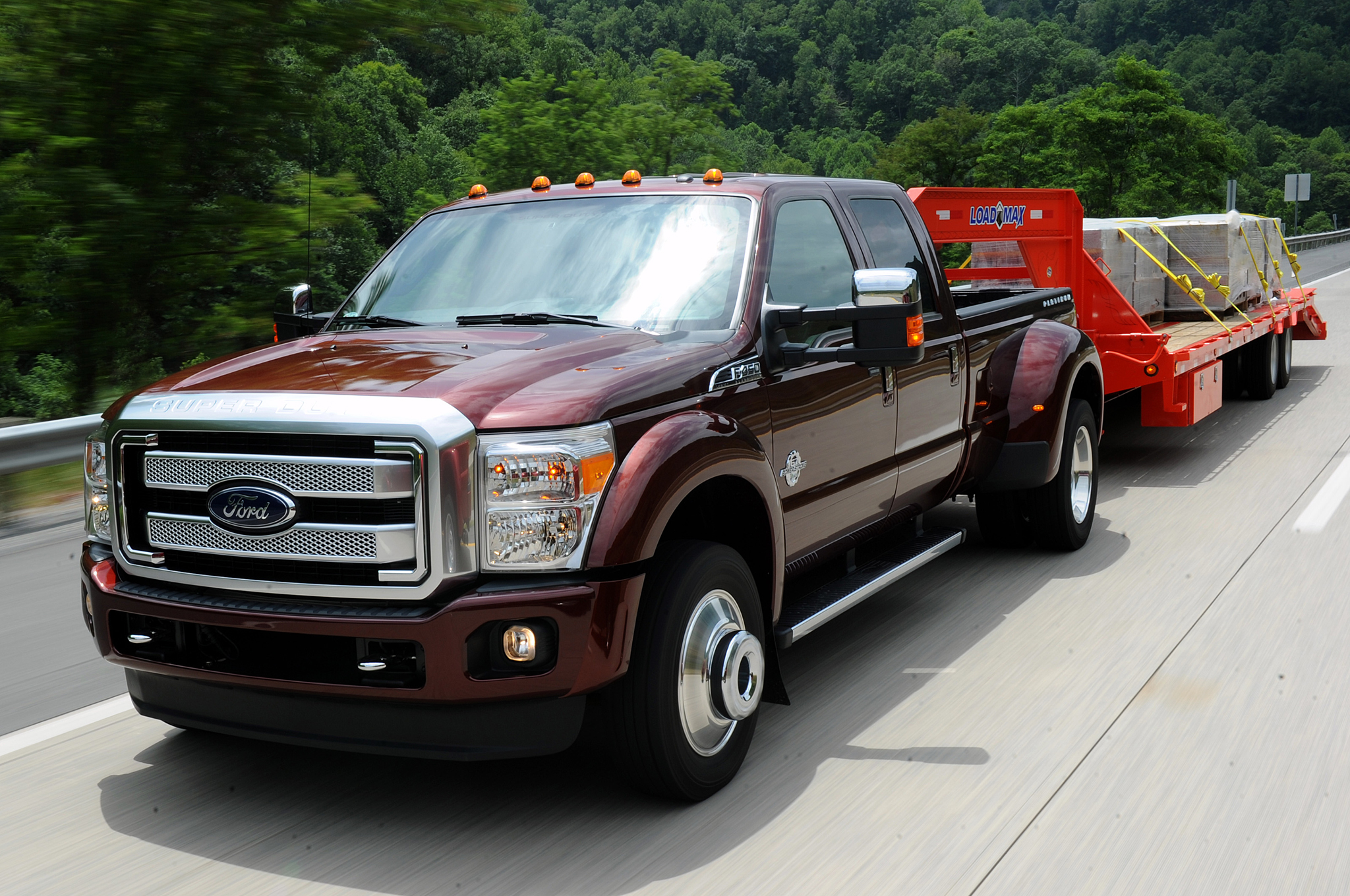 Ford F-450 #16