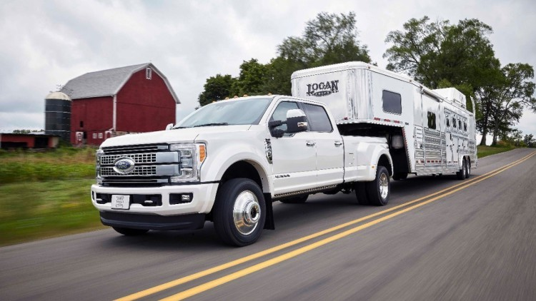 Ford F-450 #19