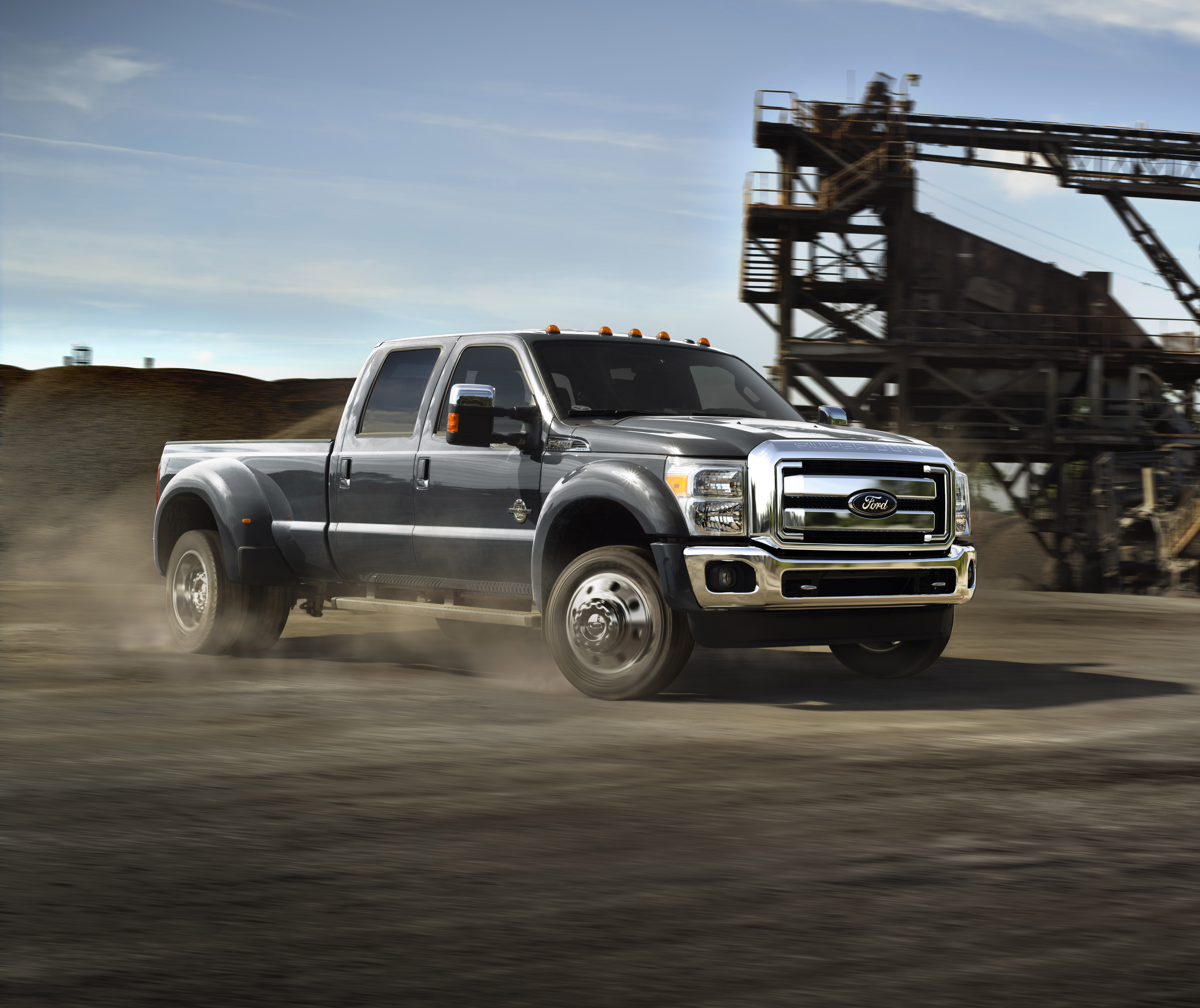 Ford F-450 #17