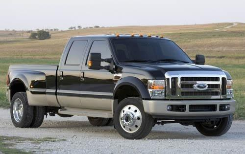 Ford F-450 #18