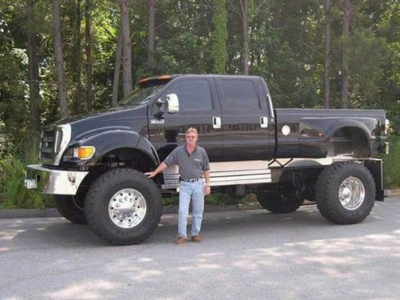 Ford F-650 #23