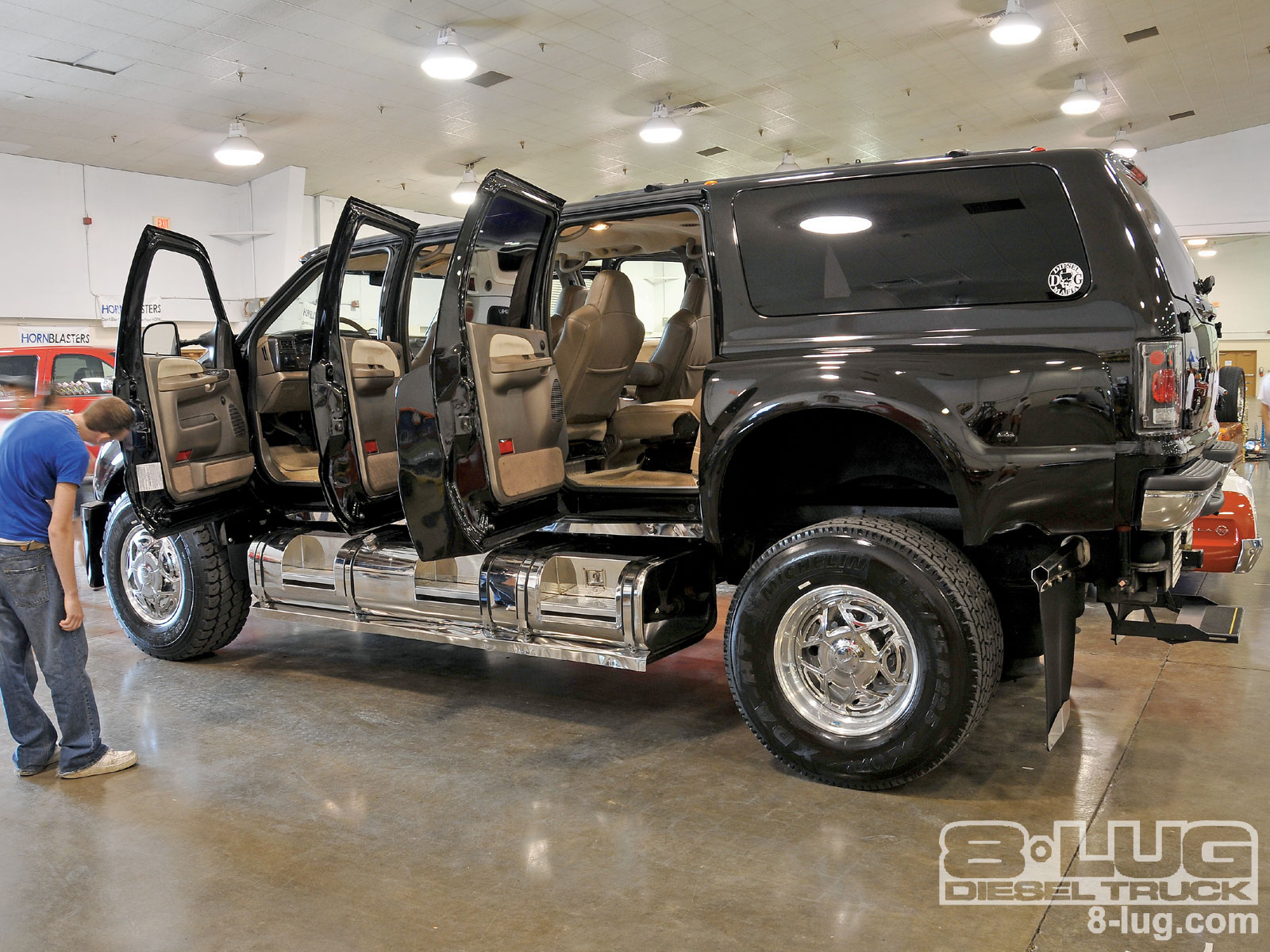 Ford F-650 #21