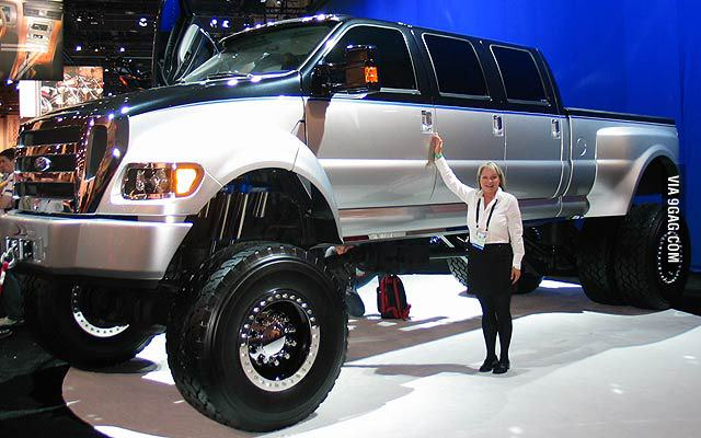 Ford F-650 #19