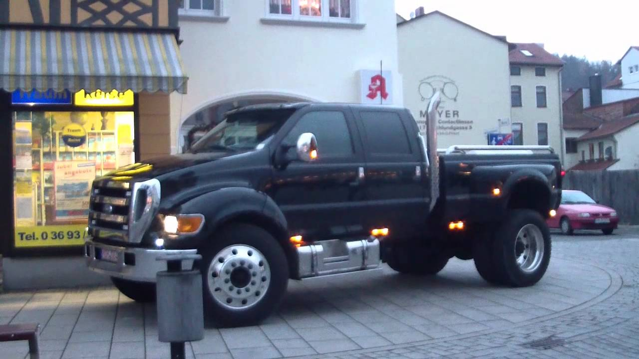 Ford F-650 #17
