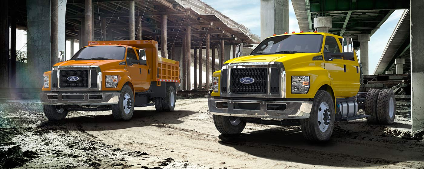 Ford F-650 #20