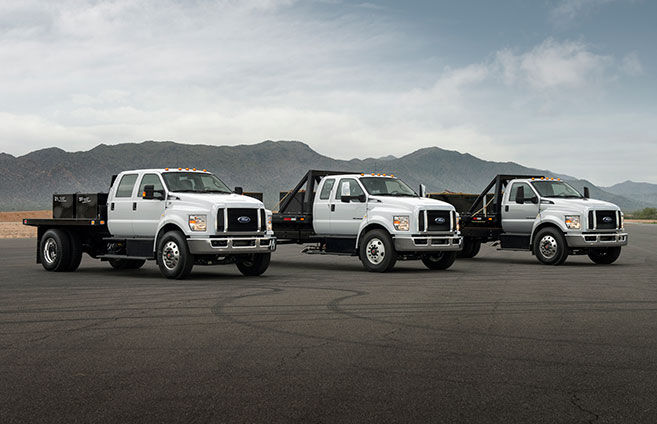 Ford F-650 #22