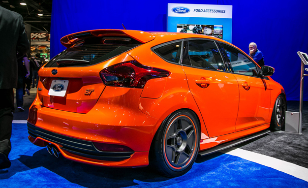 Ford Focus St #19