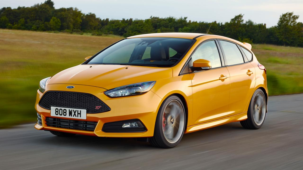 Ford Focus St #15