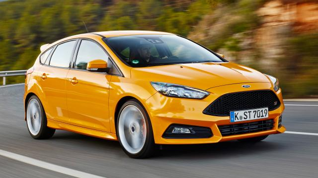 Ford Focus St #20