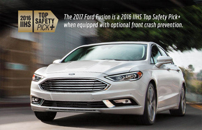 Ford Fusion #14