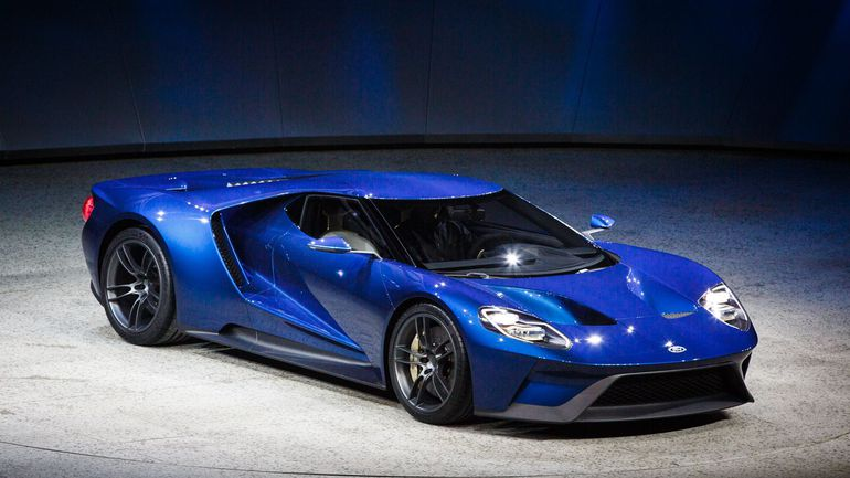 Ford Gt #20