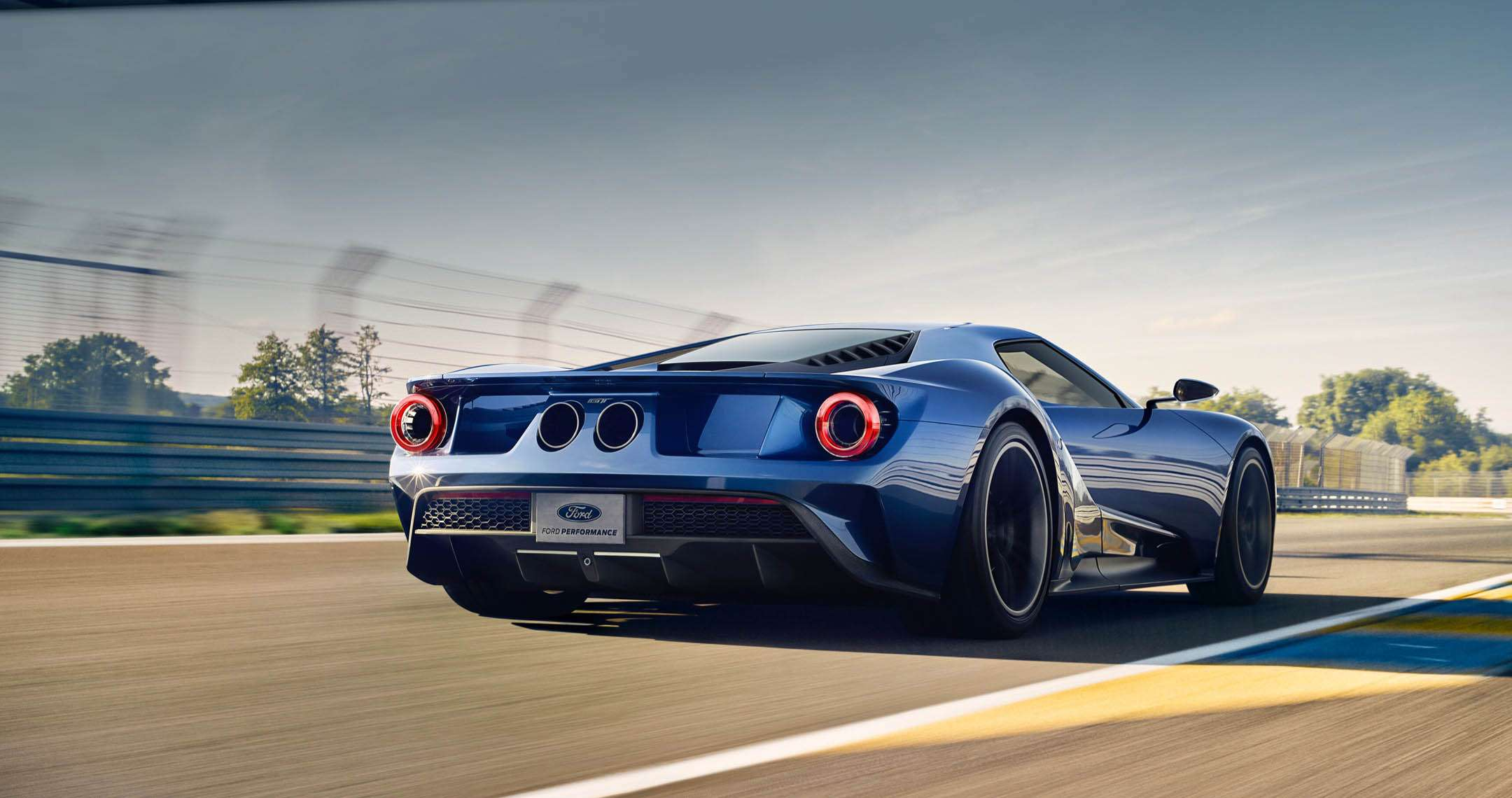 Ford Gt #19