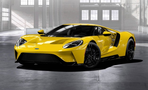 Ford Gt #18