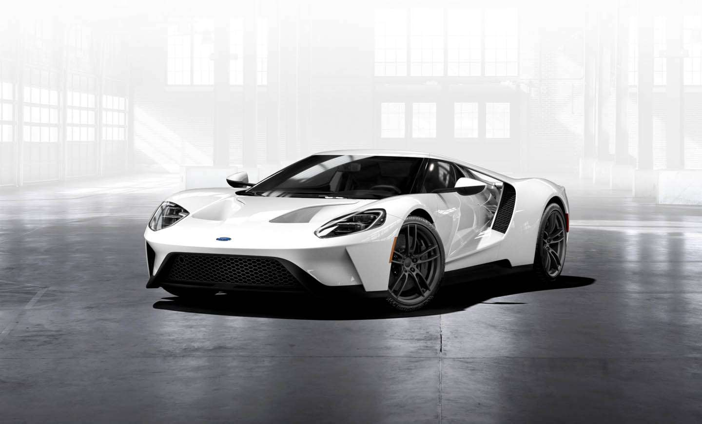 Ford Gt #21