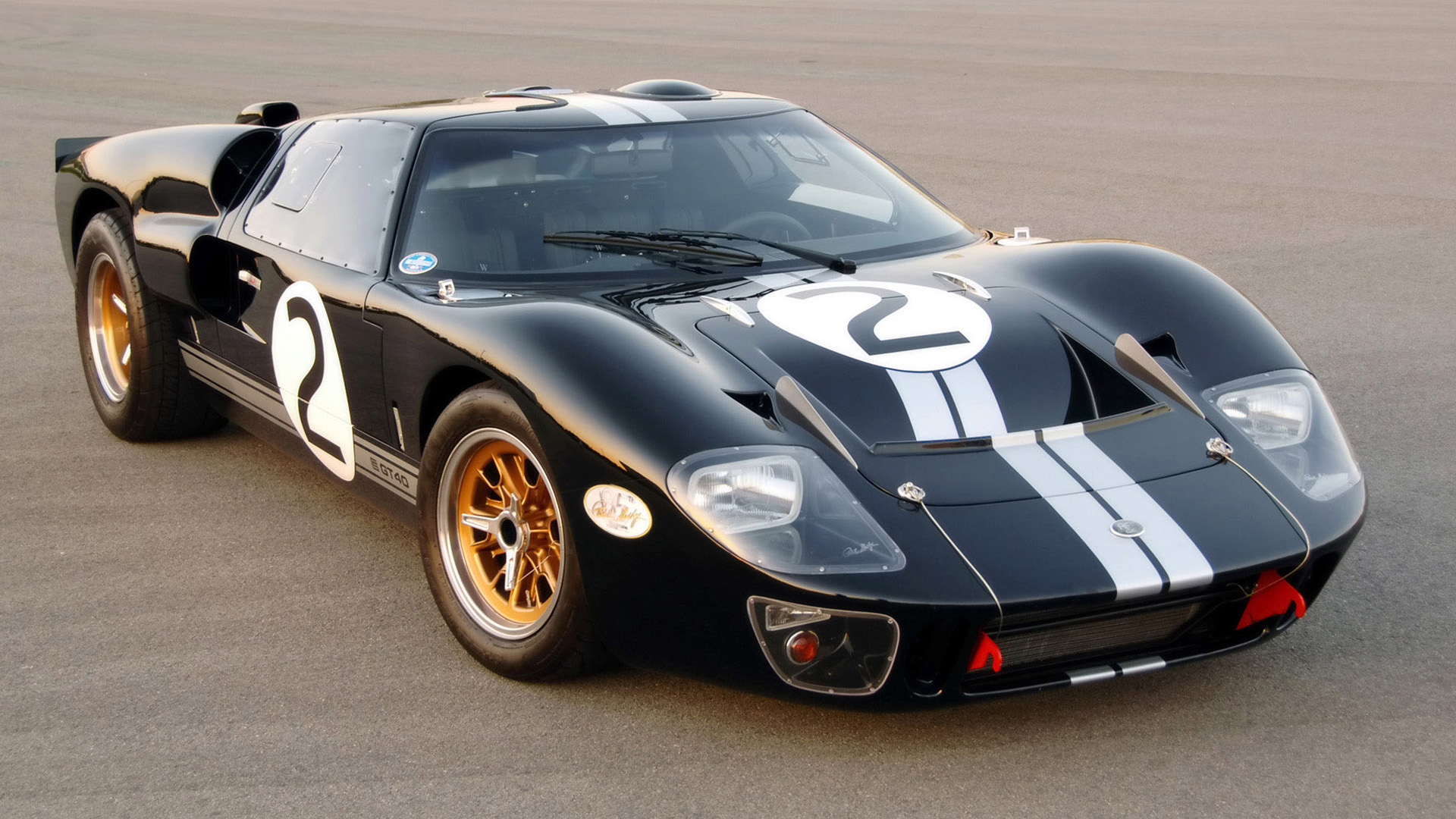 Ford GT 40 #23