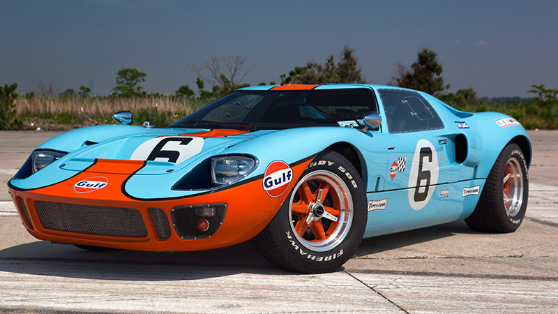 Ford GT 40 #24