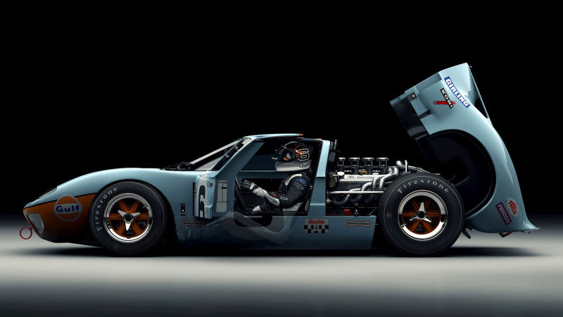 Ford GT 40 #20