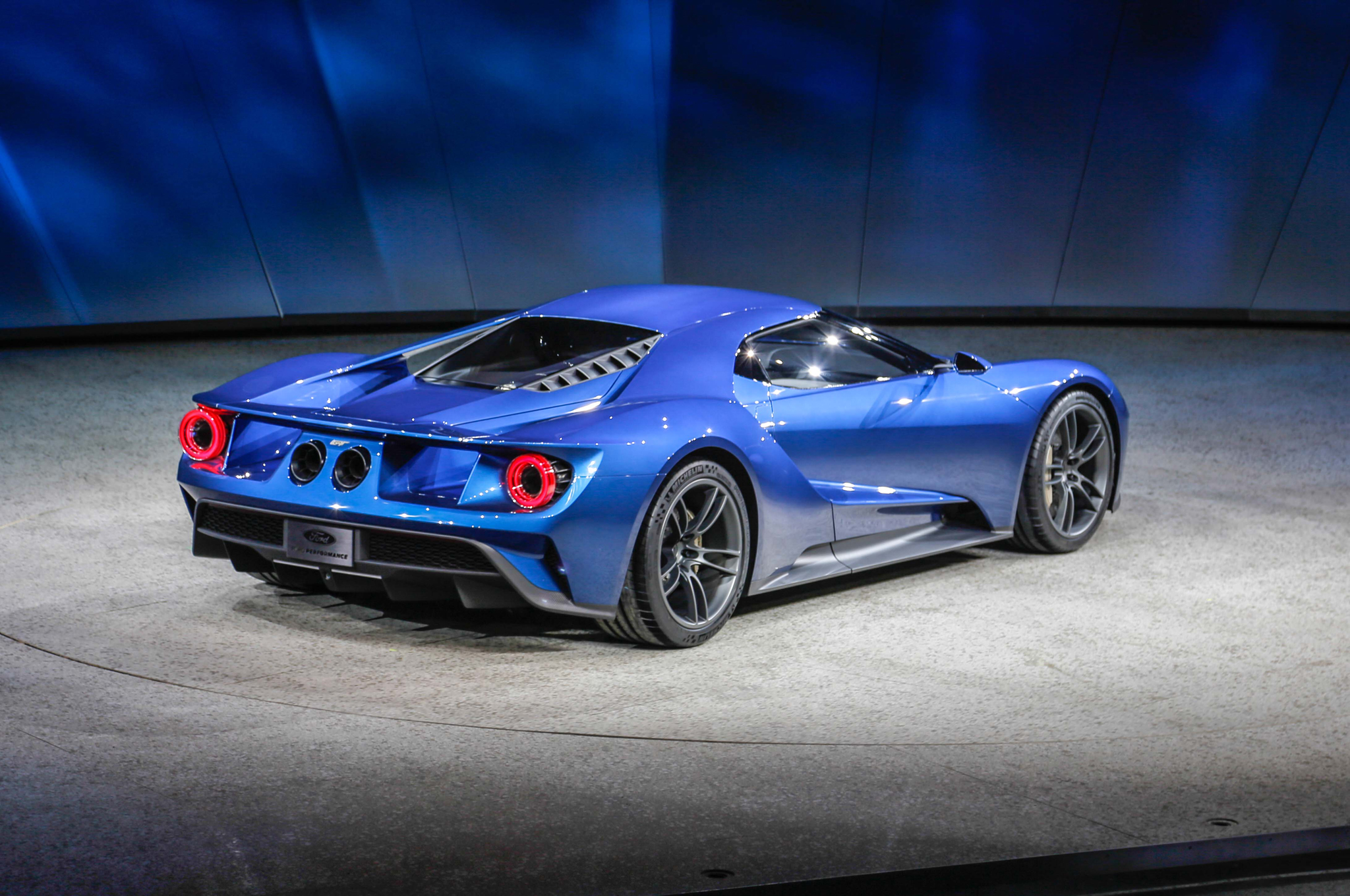 Ford GT 500 #15