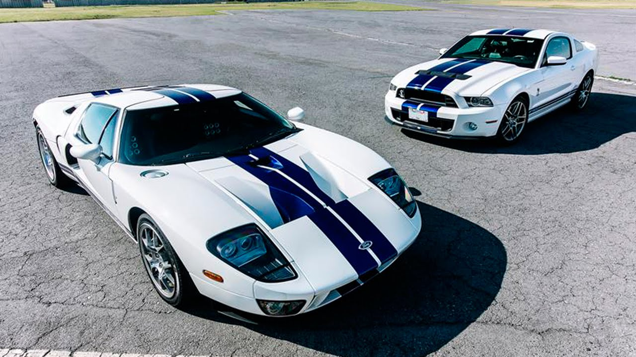 Ford GT 500 #17