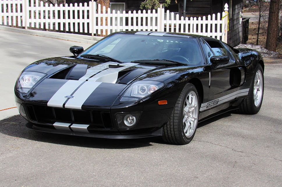 Ford GT 500 #16