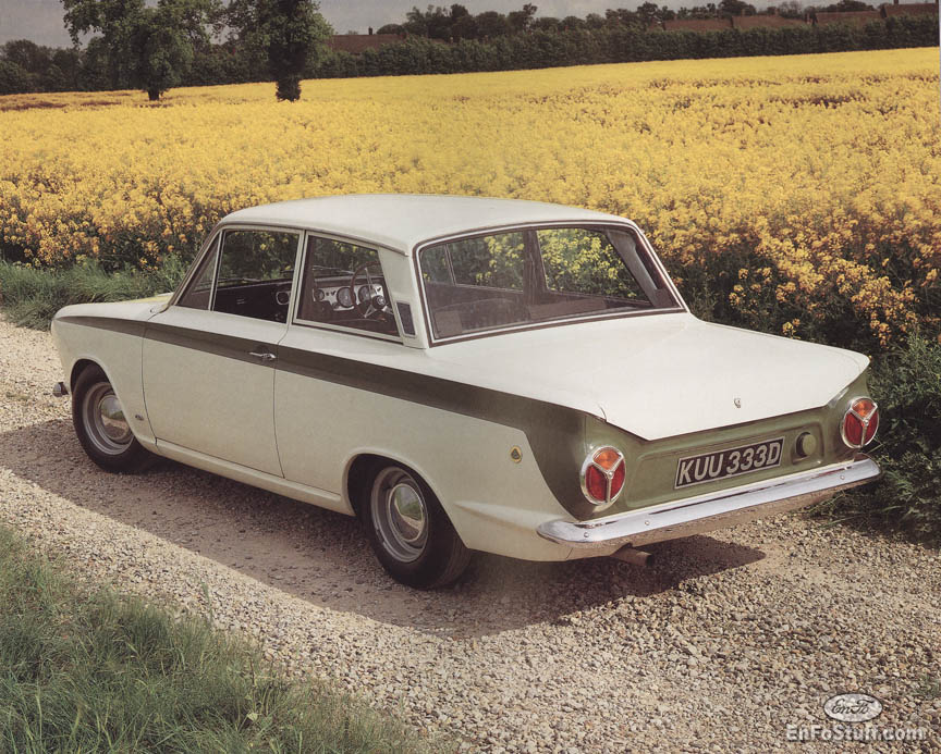Ford Lotus Cortina #19