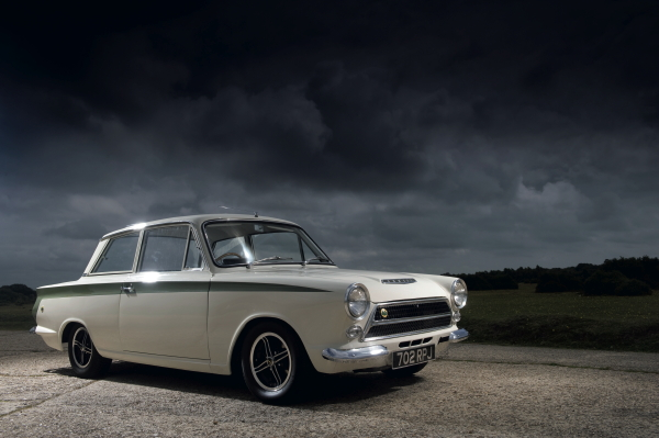 Ford Lotus Cortina #24