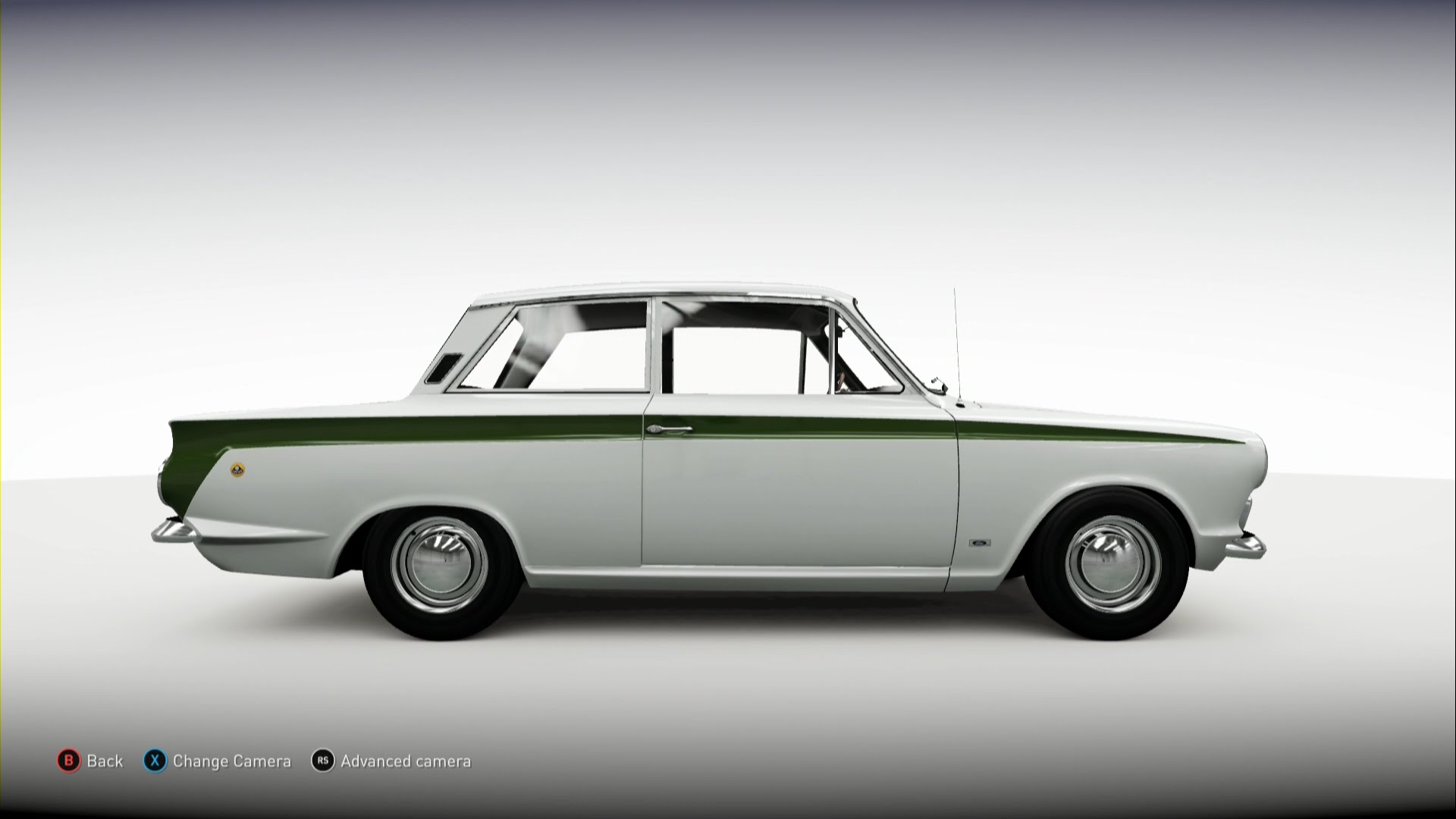 Ford Lotus Cortina #25