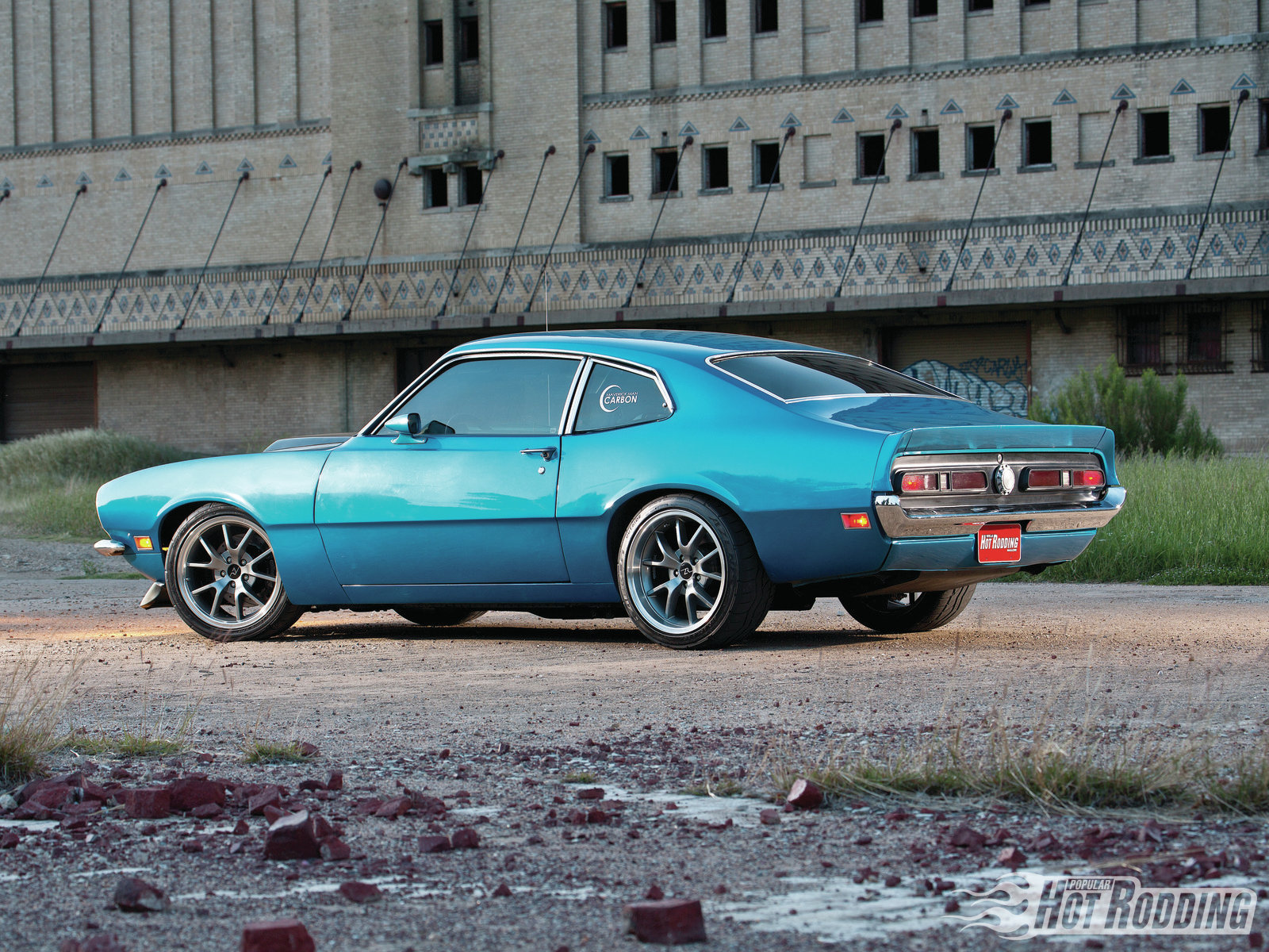 Ford Maverick #22