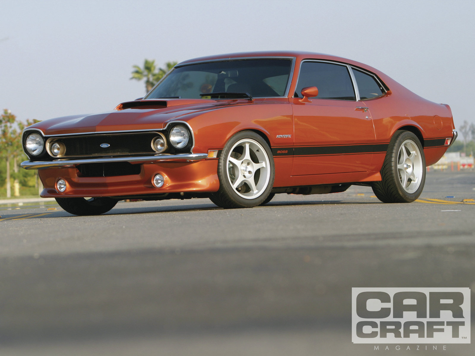 Ford Maverick #24