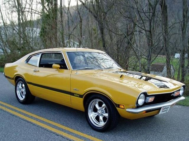 Ford Maverick #20