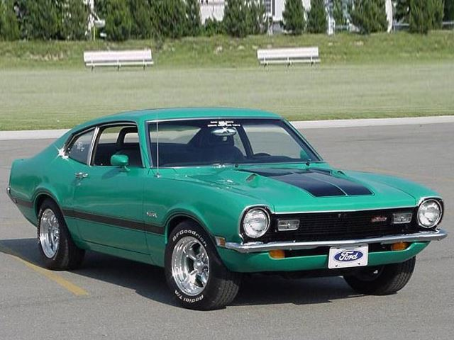Ford Maverick #19