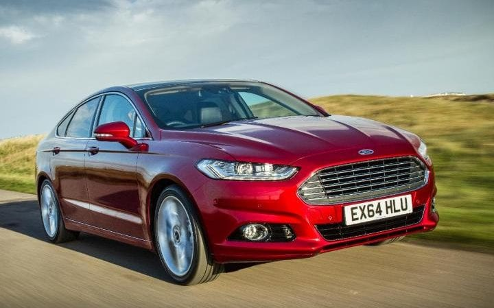 Ford Mondeo #27