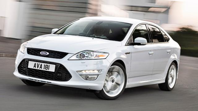 Ford Mondeo #24