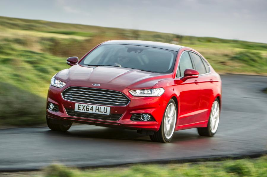 Ford Mondeo #30