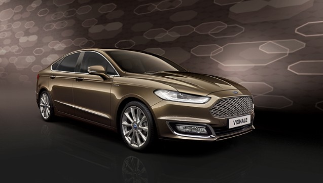 Ford Mondeo #22