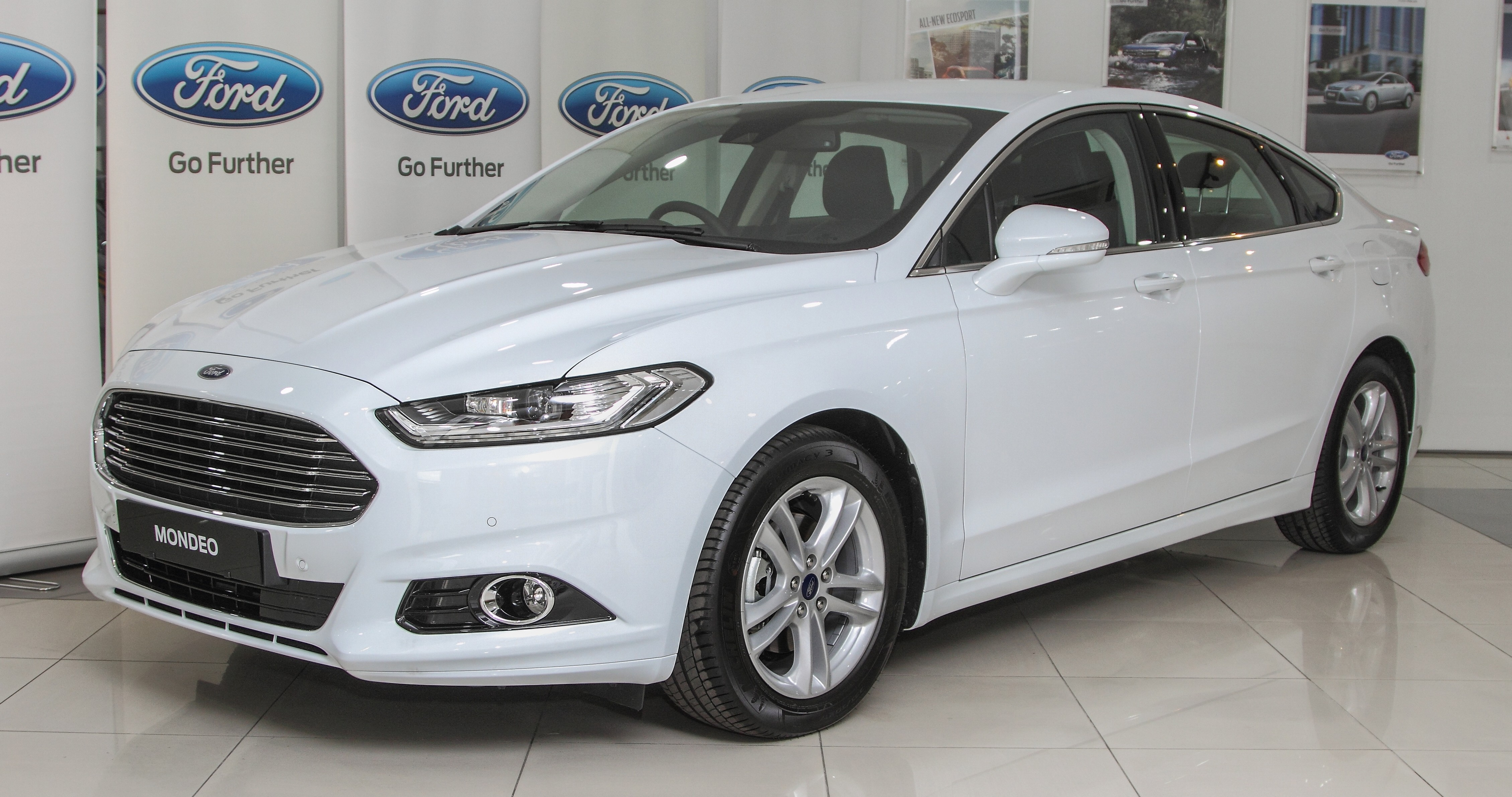 Ford Mondeo #29