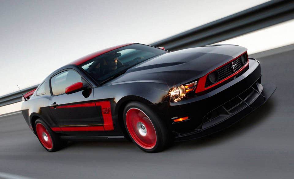 Ford Mustang #25