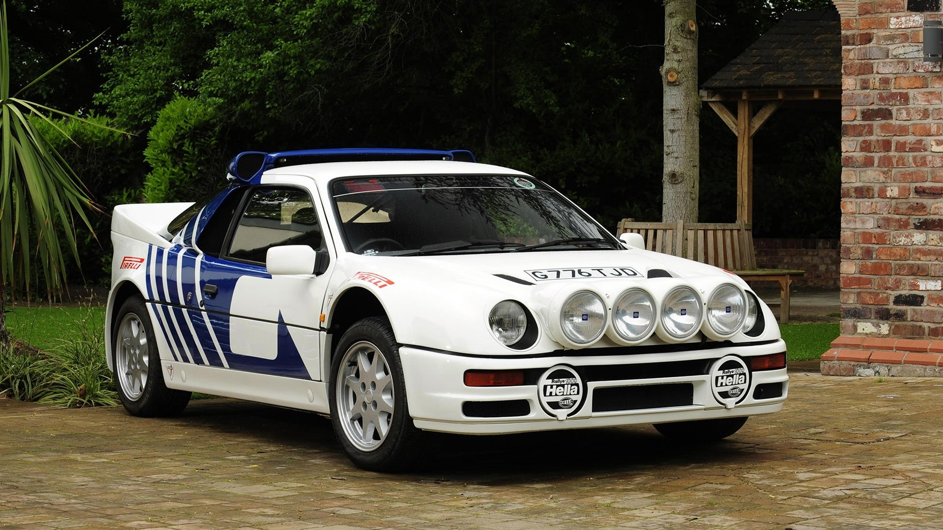 Ford RS 200 #22