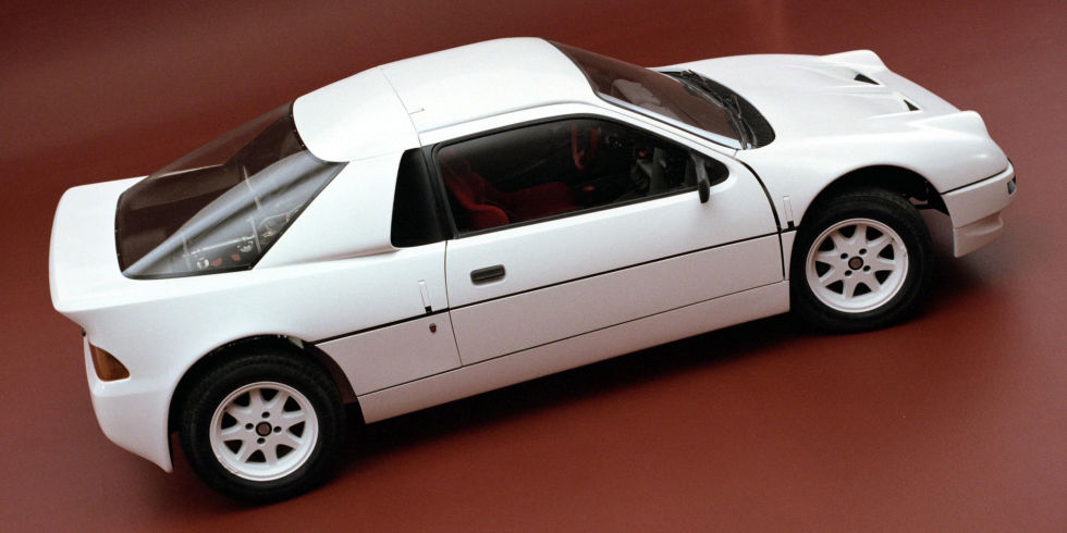 Ford RS 200 #21