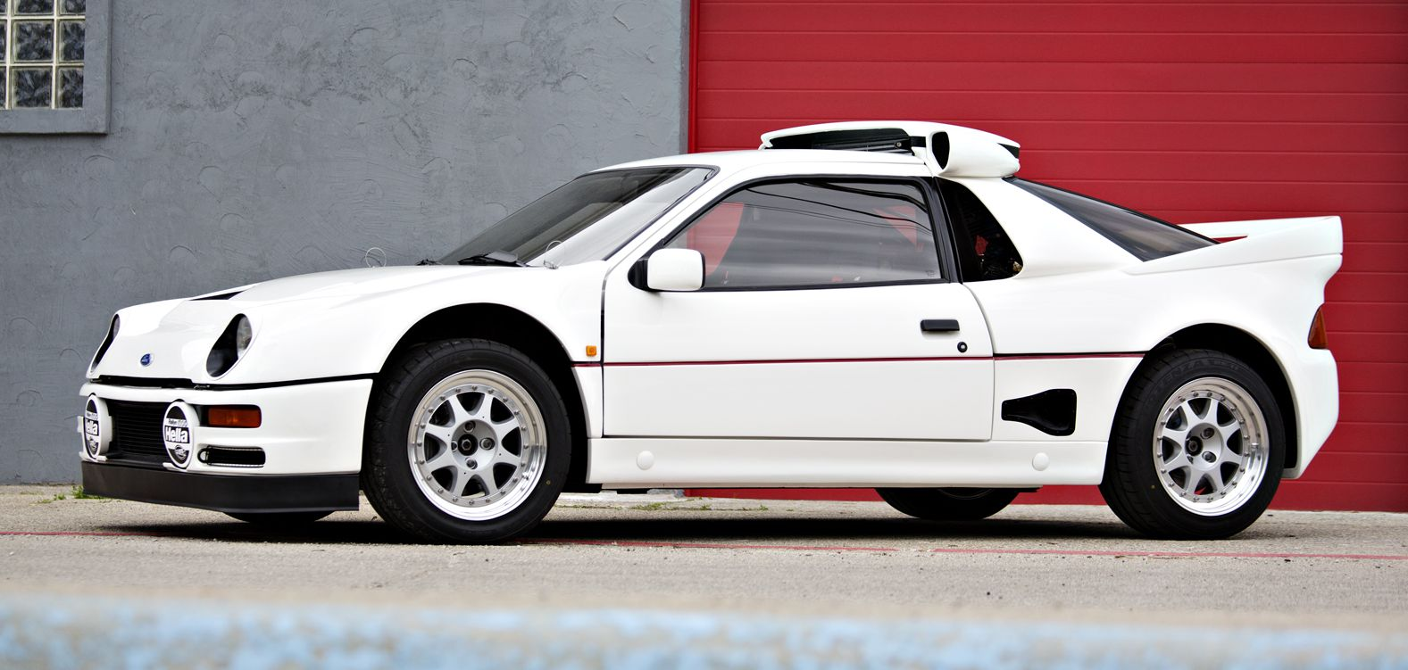 Ford RS 200 #19