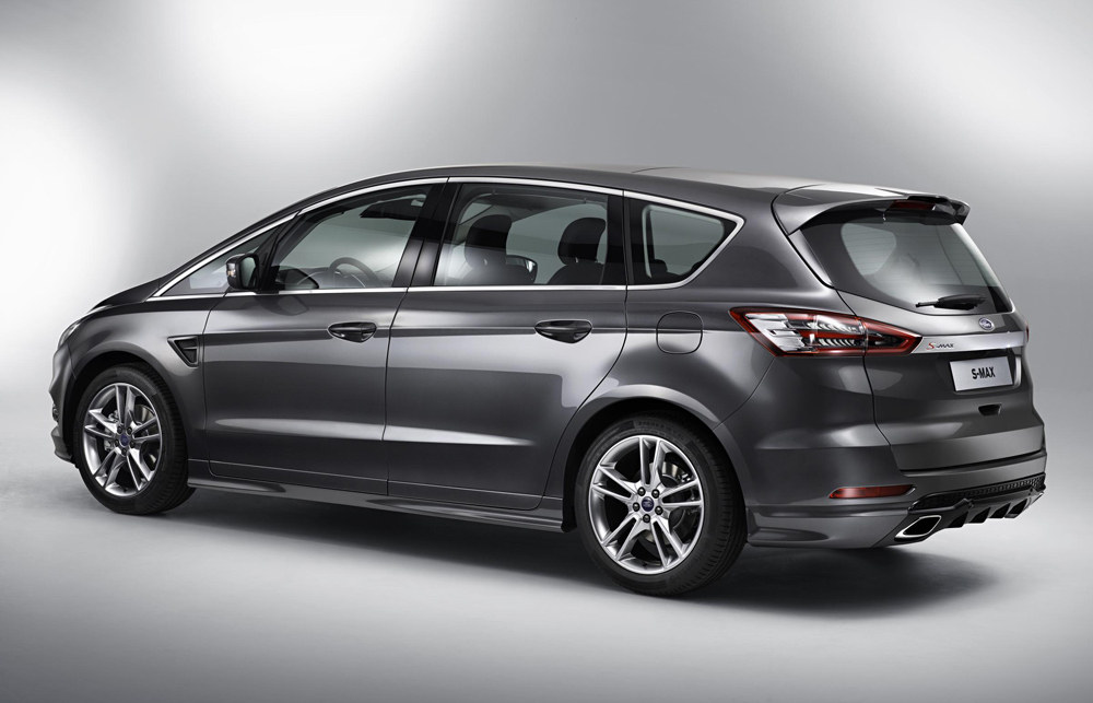 Ford S-Max #16